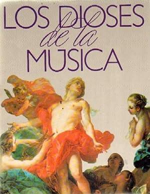 LOS DIOSES DE LA MUSICA. PLANETA (5 TOMOS): VV. AA.