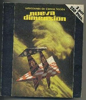 NUEVA DIMENSION --SELECCIONES DE CIENCIA FICCIÓN Nº5: VV.AA.
