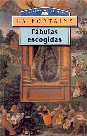 FABULAS ESCOGIDAS: DE LA FONTAINE,