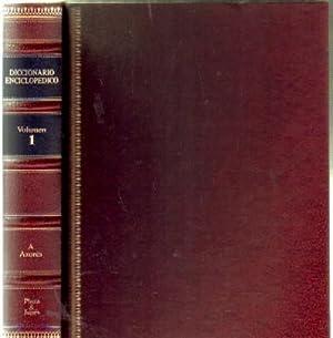 DICCIONARIO ENCICLOPEDICO PLAZA & JANES (10 TOMOS): VV. AA.