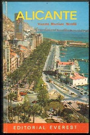 GUIAS EVEREST: ALICANTE: MARTINEZ MORELLA, VICENTE