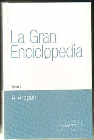 LA GRAN ENCICLOPEDIA. VOCENTO. 20 TOMOS.: VV. AA.
