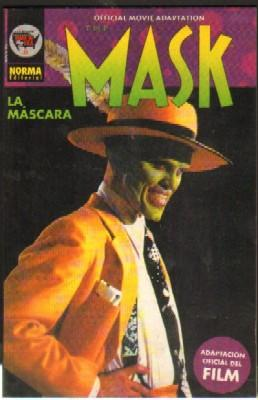 THE MASK. LA MASCARA. ADAPTACION OFICIAL DEL FILM