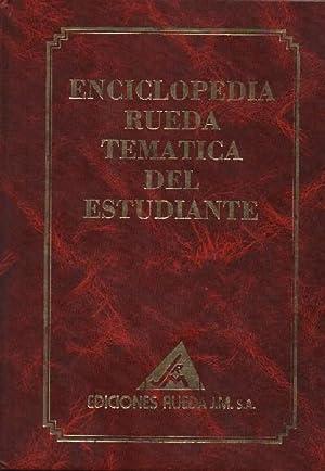 ENCICLOPEDIA RUEDA TEMATICA DEL ESTUDIANTE. 12 TOMOS.: VV.AA.