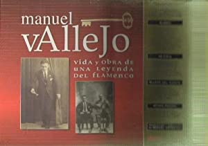 MANUEL VALLEJO VIDA Y OBRA DE UNA: CERREJON, MANUEL Y