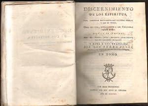 DISCERNIMIENTO DE LOS ESPIRITUS PARA GOBERNAR RECTAMENTE: SCARAMELLI, JUAN BAUTISTA