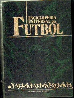 ENCICLOPEDIA UNIVERSAL DE FUTBOL (5 TOMOS): VV. AA.