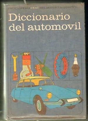 ENCICLOPEDIA CEAC DEL MOTOR Y AUTOMOVIL. COMPLETA (8 TOMOS): VV. AA.