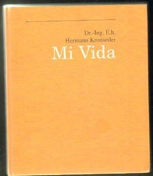 HERMANN KRONSEDER. MI VIDA: KRONSEDER, HERMANN