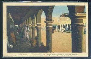 POSTAL DE MARRUECOS. III LARACHE. EL SIN