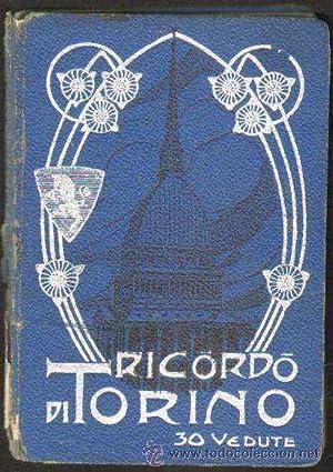 LIBRETO TURISTICO. RICORDO DI TORINO. DESPLEGABLE DE