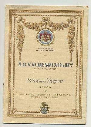 LISTA DE PRECIOS CUADERNO 12 PAGINAS. 1907.
