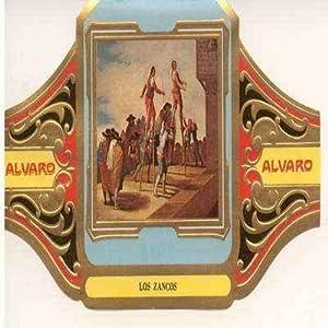 VITOLA FABRICA DE TABACOS ALVARO. LOS ZANCOS