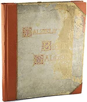 DALZIELS' BIBLE GALLERY: ILLUSTRATIONS FROM THE OLD: Brown, Ford Madox,