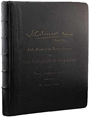 TWENTY INDIA PAPER PROOFS OF THE DRAWINGS BY SIR JOHN EVERETT MILLAIS, BART., P.R.A. TO THE PARAB...