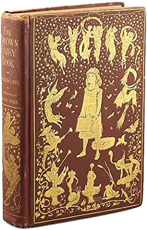 THE BROWN FAIRY BOOK: Lang, Andrew (ed.),