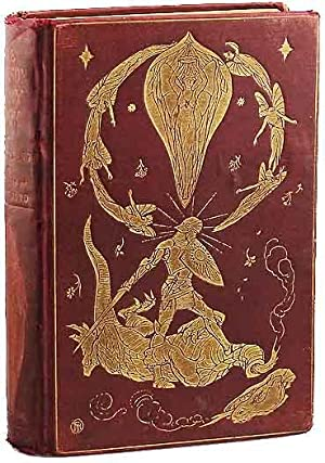 THE CRIMSON FAIRY BOOK: Lang, Andrew (ed.),