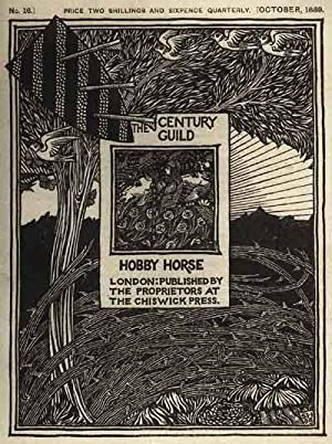THE CENTURY GUILD HOBBY HORSE, NO. 16, OCTOBER 1889