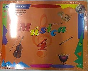 Música 4 Educación Primaria, 2 ciclo +: Cateura Mateu, María