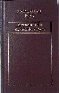 Aventuras De Arthur Gordon Pym,: Poe Edgar Allan