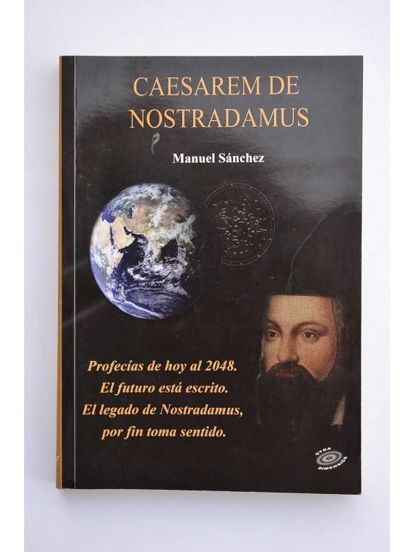 Caesarem de Nostradamus - SÁNCHEZ, Manuel