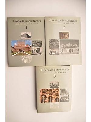 Historia de la Arquitectura: KOSTOF, Spiro