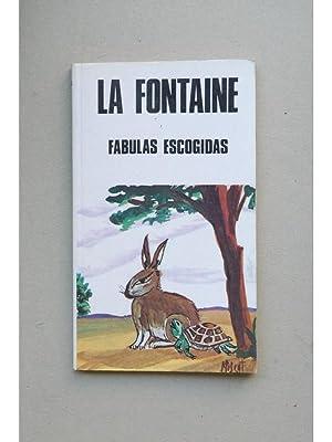 Fábulas escogidas: LA FONTAINE, Jean