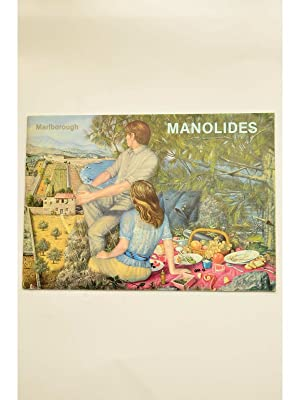 Theodore Manolides : recent paintings and drawings: MANOLIDES, Theodore