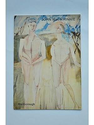 John MacWhinnie : recent work: MacWHINNIE, John