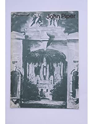 John Piper : Victorian Dream Palaces, and: PIPER, John