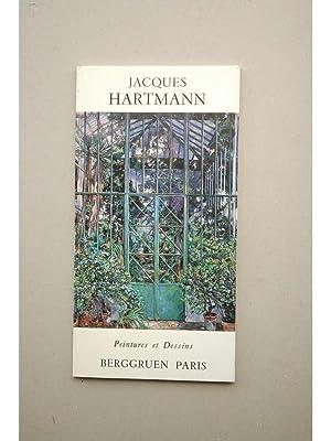 Jacques hartmann peintures et dessins de hartmann jacques for Domon jacques