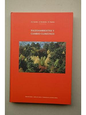 Paleoambientes y cambio climático: CARRIÓN, J. S.