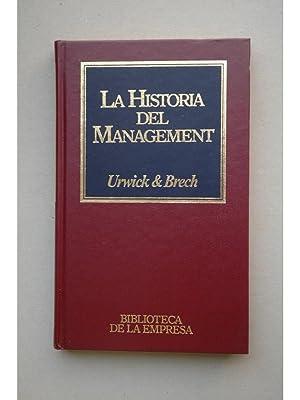 La historia de management: URWICK, L. Y
