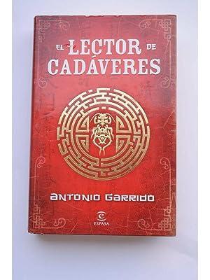 El lector del cadáveres: GARRIDO, Antonio