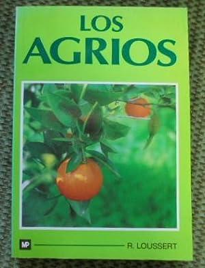 LOS AGRIOS. Versión española de Vicente Almela: Loussert, Raimond