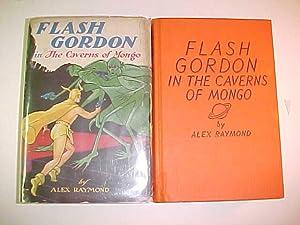 Flash Gordon in the Caverns of Mongo: Raymond, Alex