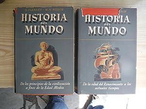 HISTORIA DEL MUNDO. DE LOS PRINCIPIOS DE: FLENLEY, R. y