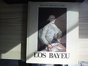 LOS BAYEU: MORALES Y MARIN,
