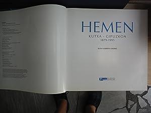 HEMEN. KUTXA-GIPUZKOA 1879-1995: BARRENA OSORO, Elena