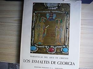 LOS ESMALTES DE GEORGIA: AMIRANACHVILI, Chalva