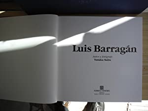 LUIS BARRAGAN: SAITO, Yutaka
