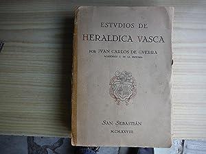 ESTUDIOS DE HERALDICA VASCA: GUERRA, Juan Carlos de