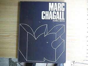 MARC CHAGALL: BUCCI, Mario
