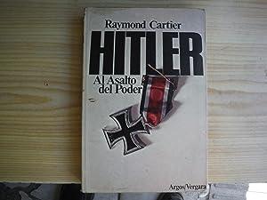 HITLER AL ASALTO DEL PODER: CARTIER, Raymond