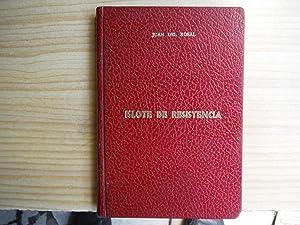 ISLOTE DE RESISTENCIA. AIRES DEL FRENTE GUERRA: ROSAL, Juan del