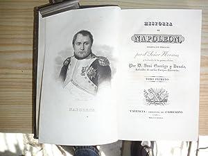 HISTORIA DE NAPOLEON. DIARIO DE LA ISLA DE SANTA ELENA. NAPOLEON EN SU DESTIERRO .: HISTORIA DE ...