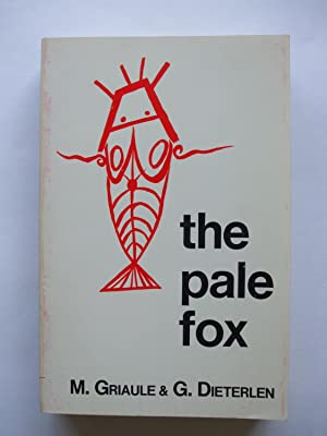 THE PALE FOX: Griaule, Marcel &