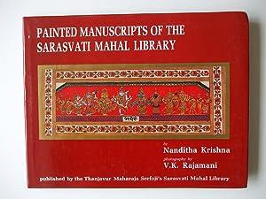 PAINTED MANUSCRIPTS OF THE SARASVATI MAHAL LIBRARY: Krishna, Nanditha &