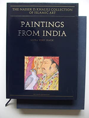 PAINTINGS FROM INDIA The Nasser D. Khalili: Leach, Linda York: