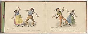 Souvenir de la Tarantella Napolitaine dirigée par: DANCE - 19th